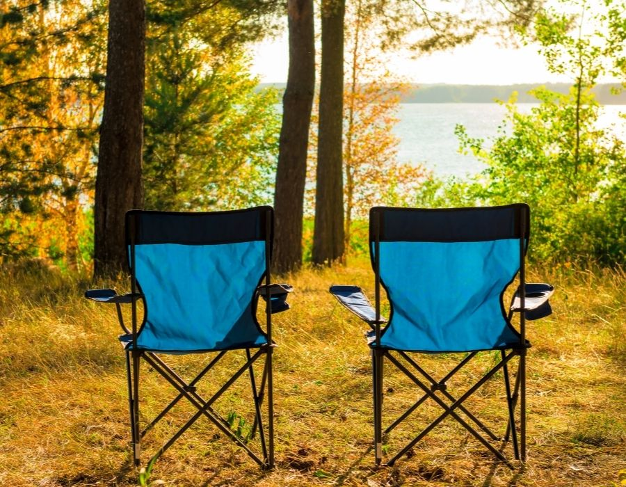 durable camping chairs